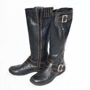 BOC Zip Up Boots